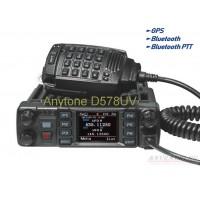 Автомобильные р/станции Anytone D578UV поступили в продажу