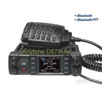 Автомобильная радиостанция Anytone D578UV III B