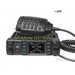 Автомобильная радиостанция Anytone D578UV III G