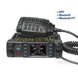 Автомобильная радиостанция Anytone D578UV III Pro