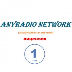 Лицензия Anyradio Network