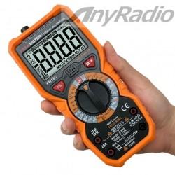Мультиметр PeakMeter PM18C True RMS