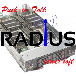 POC сервер RADIUS Small