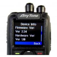 Новая прошивка Anytone D868UV