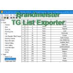 Как экспортировать TG-list с Brandmeister для Anytone D578/D878